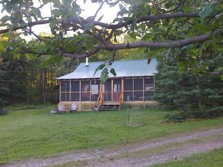 Claryville cabin photo - Another view