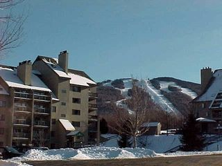 Killington condo photo - Location, location, location