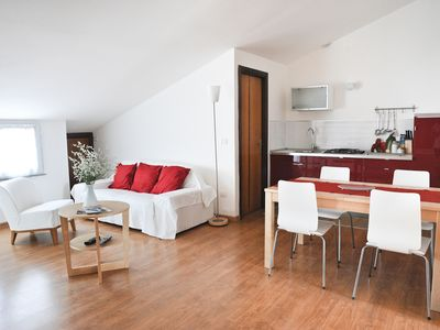 Apartment near the beach, 70 square meters, great guest reviews