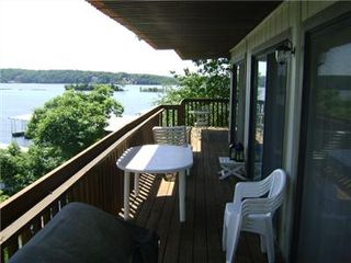 Lake Ozark apartment photo - Deck
