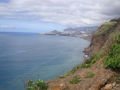 Garajau viewpoint to Funchal