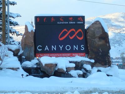The Canyons Resort, Park City, Utah