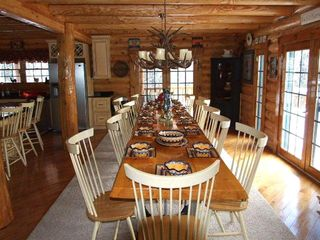 Ascutney cabin photo - Dining Room