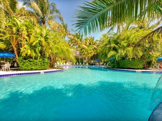 Key West house photo - It's one of the largest pools in Key West.