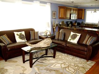Wells townhome photo - Spacious Living Room
