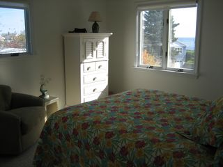 Moody Beach house photo - One of Queen Bedrooms - Overlooking Ocean