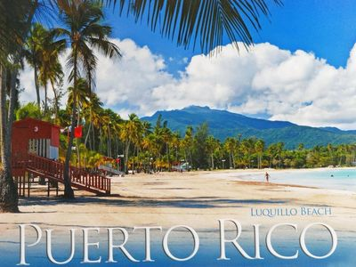 Luquillo Beach Area