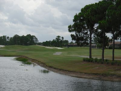 Port St. Lucie condo rental - challenging and well manicured golf courses in PGA Village