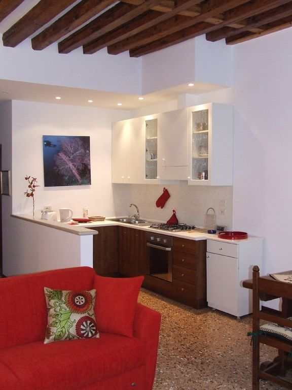 Cannaregio apartment rental - The kitchen