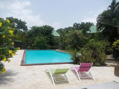 Cottage 2 to 4 people with pool and secure SPA
