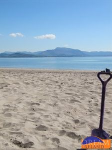Holiday home offering stunning views over Ballinskelligs Bay