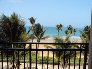 Rio Mar apartment photo - Balcony View