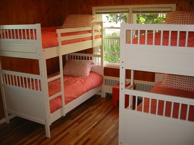Bunk Room at Seascape Modern Beach House