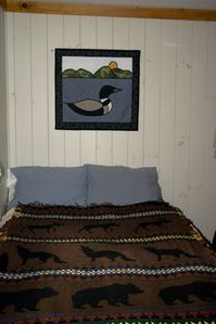 Cedar Lake cottage rental - Fall asleep to the sound of bullfrogs & crickets. Wake to honking geese.