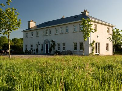 Rathellen House, Tipperary - elegant, country house on private grounds