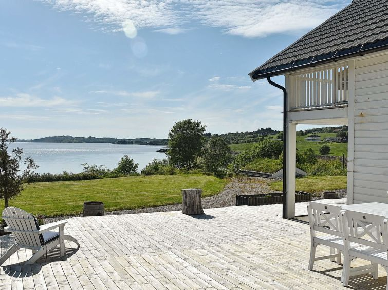 Vacation home Tornes  in Fræna, Northern Fjord Norway - 10 persons, 4 bedrooms