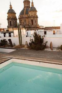 Seville Old Town apartment rental - 1.- Penthouse with pool and private terrace