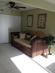 Sanibel Island condo photo - Third bedroom off the lanai