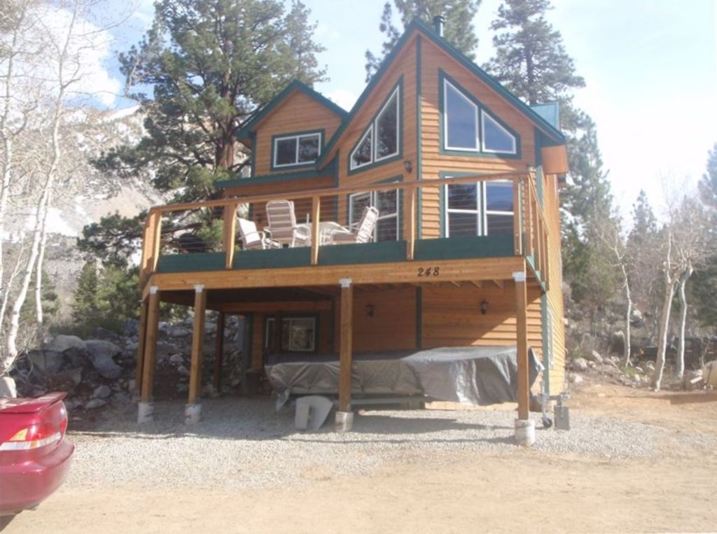 Enjoy the Majestic Views in the Eastern Sierras, Fish and Hike