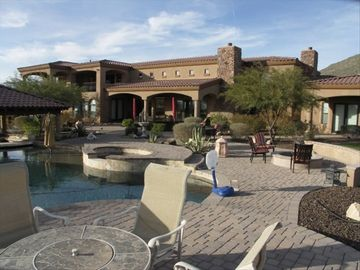 Cave Creek estate rental - The Best Private Backyard Entertainment?