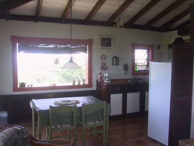 Kitchen/DR (Sunrise View)