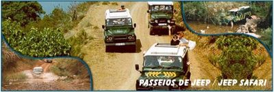 Parque da Corcovada apartment rental - See the Real Algarve...'Jeep Safaris'