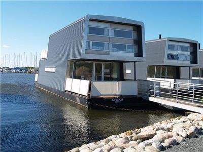 Holiday cottage for 6 Persons in Bork Havn