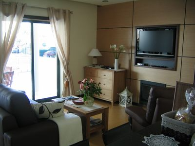 Lagos Centre apartment rental - Living Room