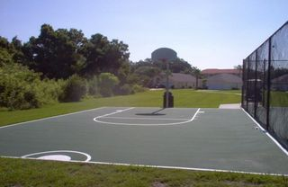 Lake Berkley townhome photo - Lake Berkley Basketball