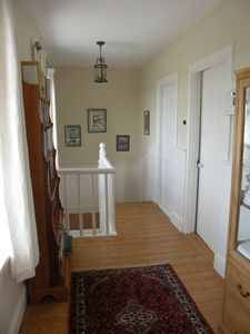 County Clare house rental - upstairs landing