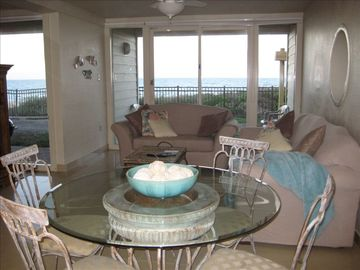 South Padre Island condo rental - FIRST FLOOR WALKOUT TO THE BEACH