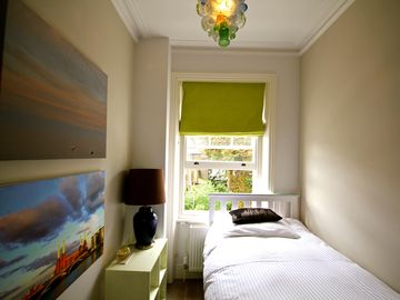Bedroom 3, cosy and tasteful decoration