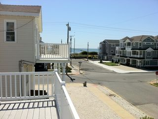 Sea Isle City townhome rental - 5th house from the beach