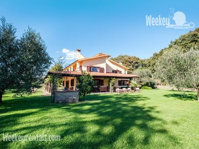 Photo for 5BR Villa Vacation Rental in Sutri, Lazio
