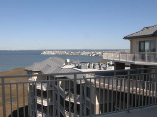 Rivendell Ocean City condo photo - Balcony view looking North!