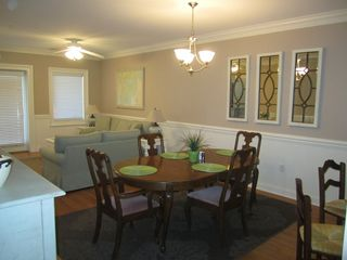 Tybee Island condo photo - Dining room