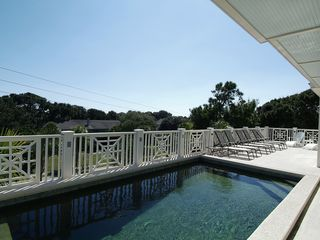 Isle of Palms house photo - Pool Deck