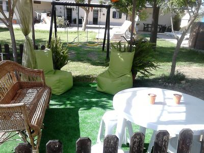 Algarve - Stay w / pool Wi-Fi Free, Airport and Beaches - Economic Faro - Casa Girassol