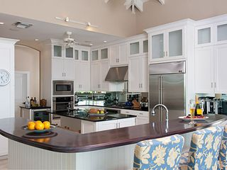 Providenciales - Provo villa photo - Gourmet Kitchen
