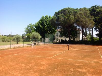 MONTPELLIER SOUTH VILLA WITH SEA NEAR AND TENNIS CENTER