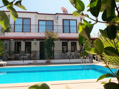 Contempary Villa-reduced prices, free summer 2018 transfers when booked in 2017!