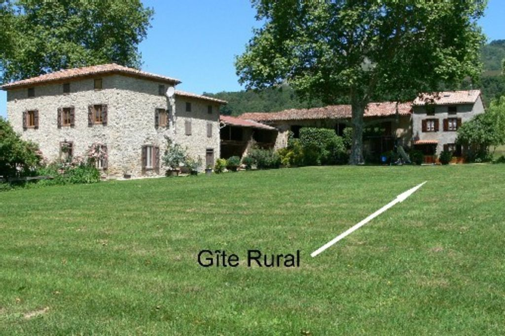 Rural mountainous house in Cathar Country Ariege