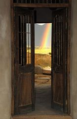 Taos house photo - The magical light in Taos