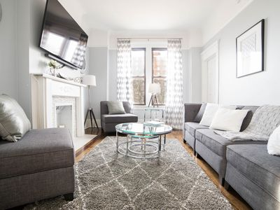 Handsome 3BR in Hyde Park