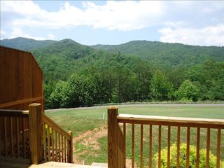 Whittier townhome photo - Sit on the deck with a cold drink