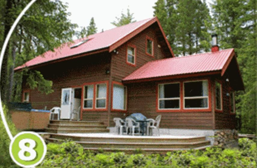 Private homes vacation rental vrbo 180084 5 br Whistler cabin rentals