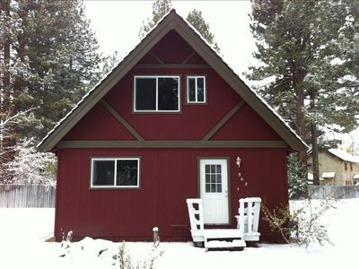 Vrbo highland woods lake tahoe ca vacation rentals for Cheap tahoe cabin rentals
