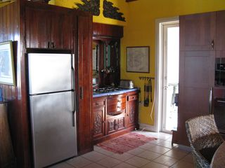 Little Exuma house photo - Kitchen Stove Area