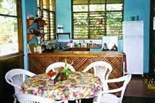 Negril cottage photo - Cottage Kitchen & Dining Area