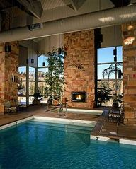 Brian Head condo photo - Indoor Pool #2